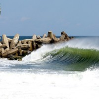 Swoosh Spring Equinox Swell in NJ.  You can check more