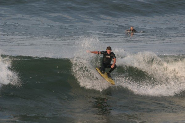 A Little Cutback At The Right Another chill ride