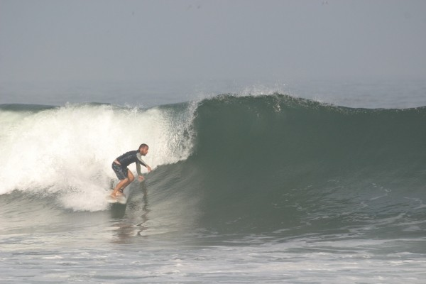 Pedro, Lining Up Wave 25, maybe. United States, Surfing photo