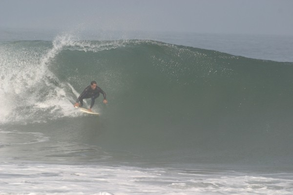 Holding Rail Styling Local.. Puerto Veijo, Surfing photo