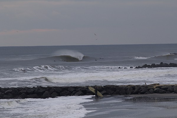 A-Frame Northern NJ 12/15.  December goodies.. New Jersey, Empty Wave photo