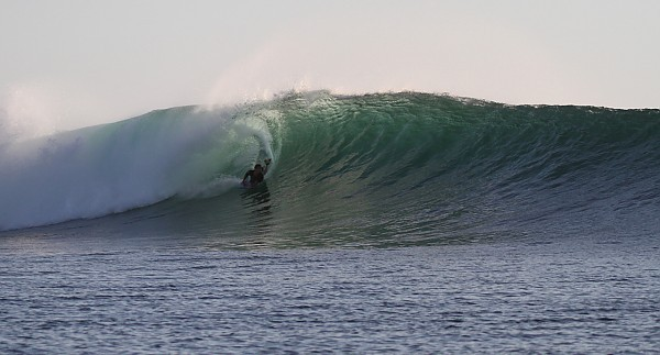 Barrelled Sequence Photos by Dave.. Indonesia, Bodyboarding photo