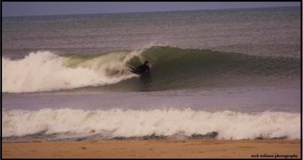 2-25-10. Delmarva, Bodyboarding photo