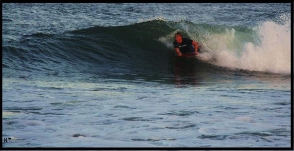 8-23-10. Delmarva, Bodyboarding photo
