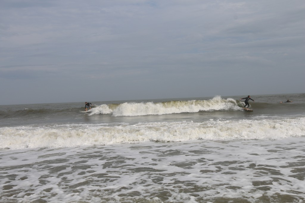 47th and 48th Street OCMD. Delmarva, Surfing photo