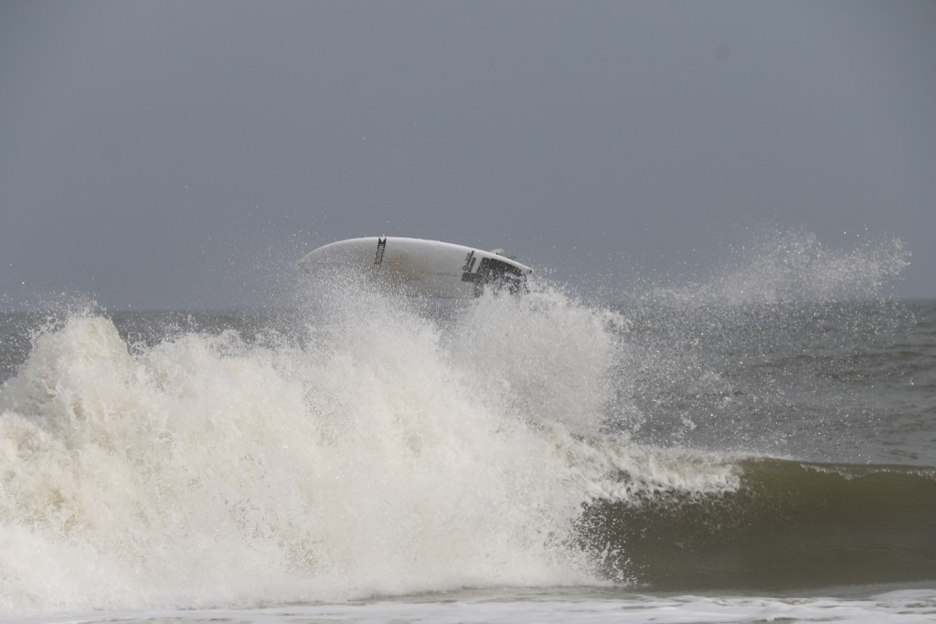 47th and 48th OCMD. Delmarva, Surfing photo