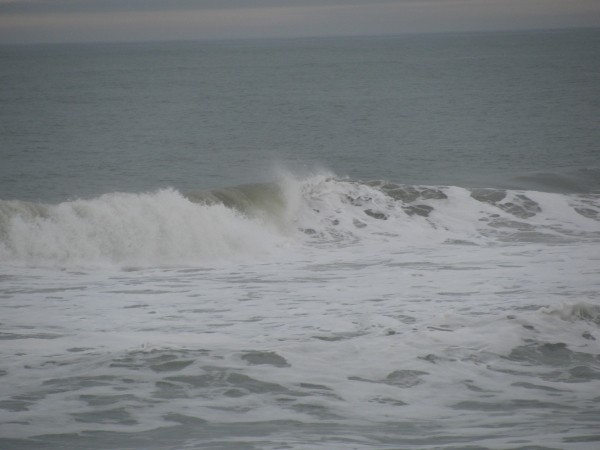 Set Waves big waves. New Jersey, Empty Wave photo