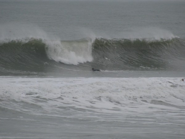 3rd Nor'easter more surfing. New Jersey, Surfing photo