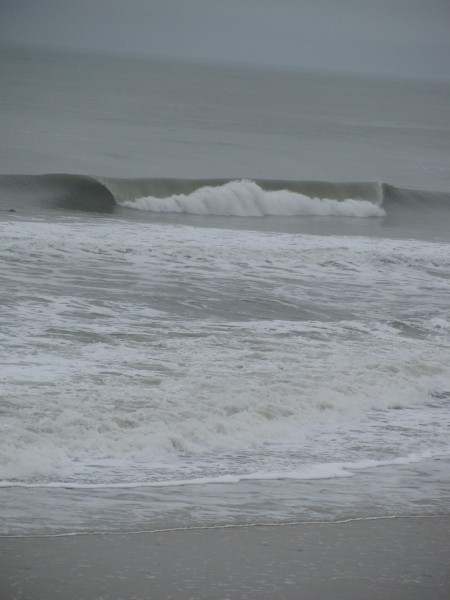 3rd Nj Nor'easter big surf. New Jersey, Surfing photo