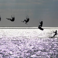 Delmarva, Kitesurfing photo