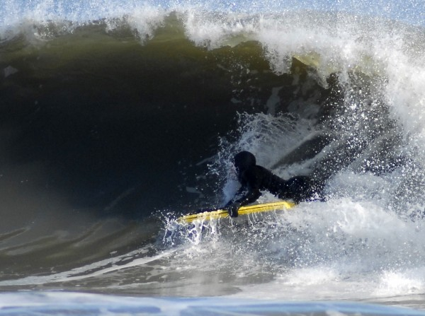 Sponger 2 Shot #2. Delmarva, surfing photo