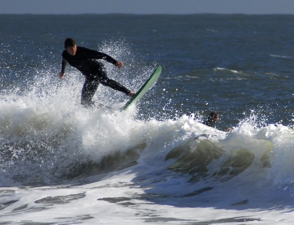 Ocm 10/21/08 Still more. Delmarva, surfing photo