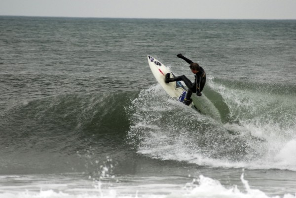 OCM, 03/23/10. Delmarva, Surfing photo