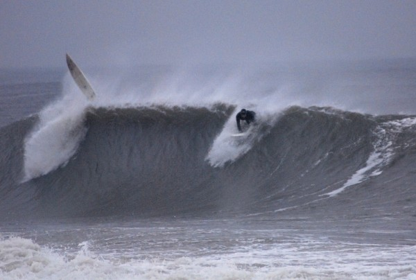 1/18/11 OCM #1 of two shot sequence.. Delmarva, Surfing photo