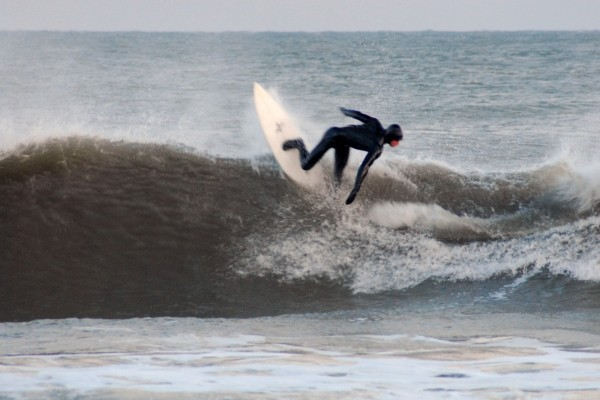 OCM, 12/12/08 Late afternoon session. Delmarva, surfing photo