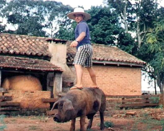 New Boar Spelling always counts.. Latin America, Scenic photo