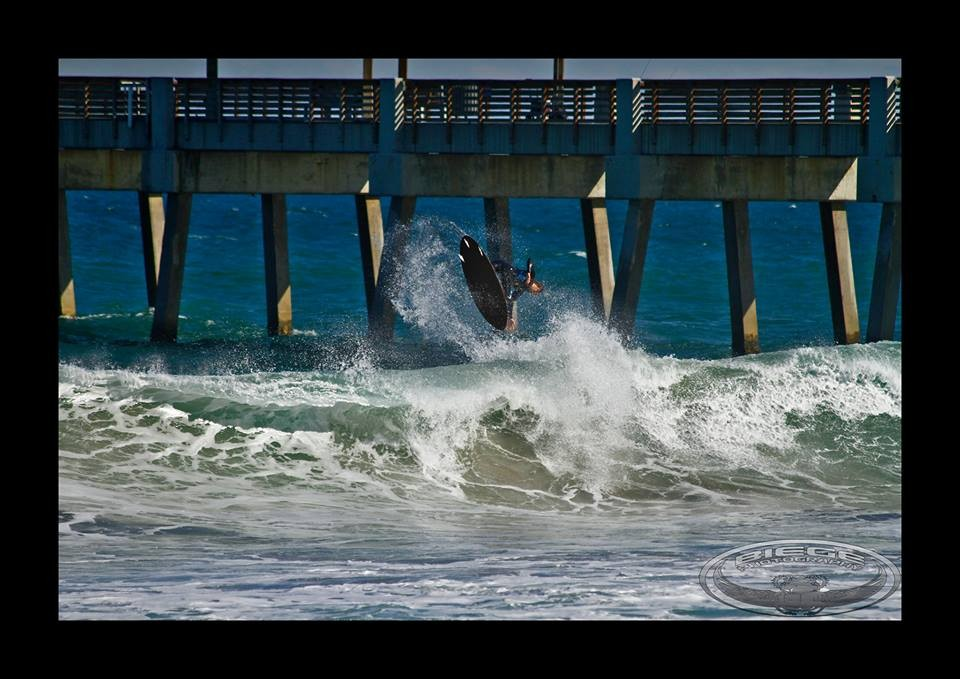 2013. South Florida, surfing photo