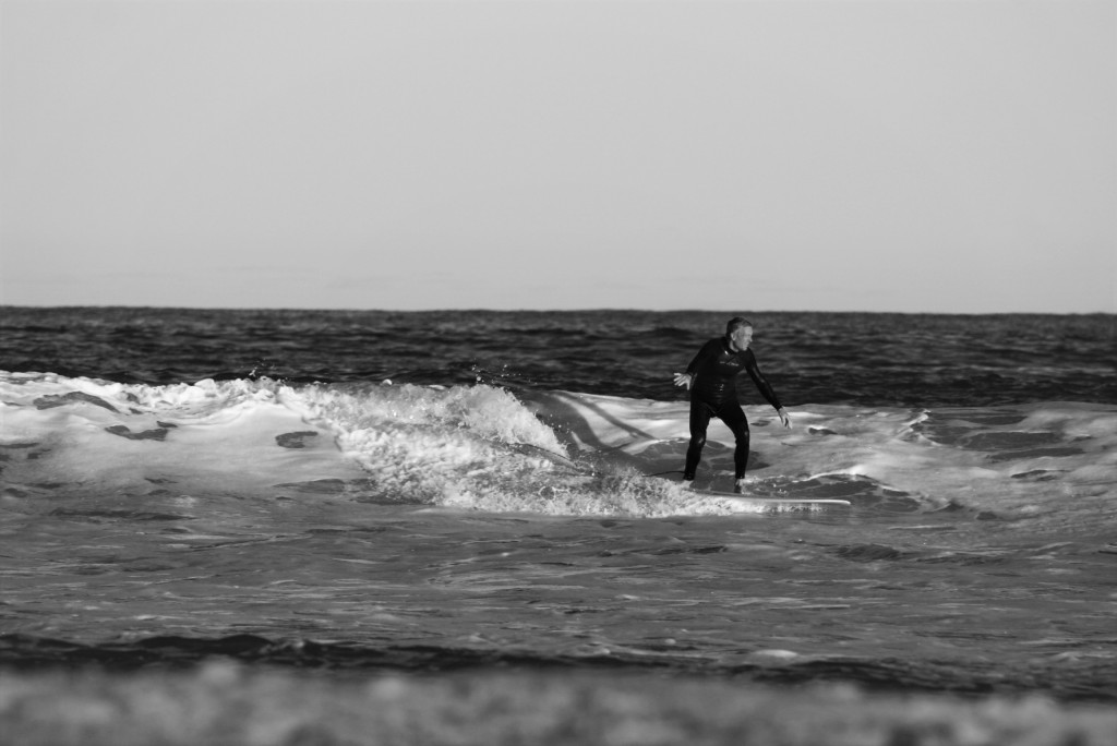 Tandem. New Jersey, Surfing photo