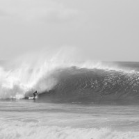 Pipe Early November . Oahu, Surfing photo