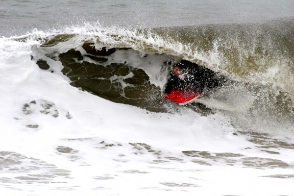 Foamy Lower DE. Delmarva, surfing photo