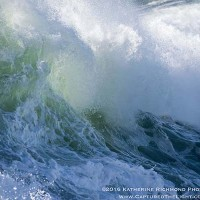 """Spellbound""  Emerald wave. Northern New England, Empty Wave photo"
