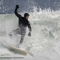 Splash . Northern New England, Surfing photo