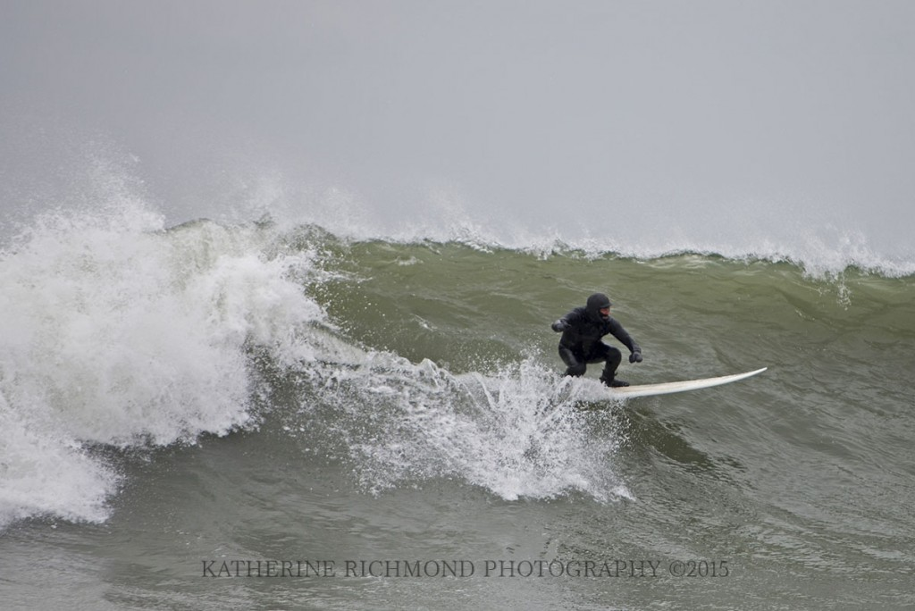 Flying along. Northern New England, Surfing photo