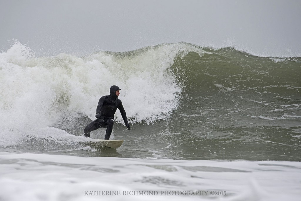 Crusing by. Northern New England, Surfing photo