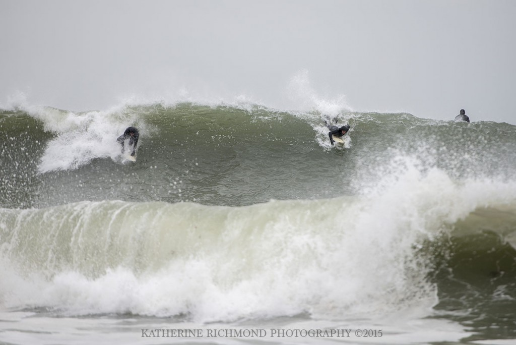 Catching the wave. Northern New England, Surfing photo
