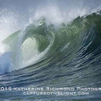 Emerald Solstice 2016. Northern New England, Empty Wave photo