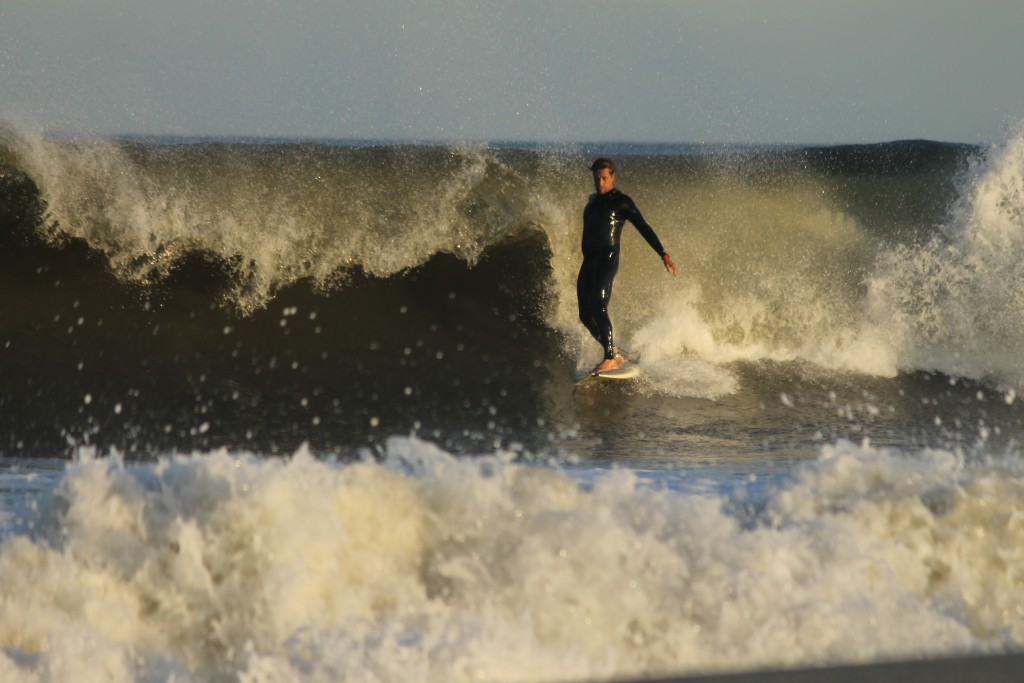 Photo courtesy of BCMcustomLures.com. New Jersey, surfing photo