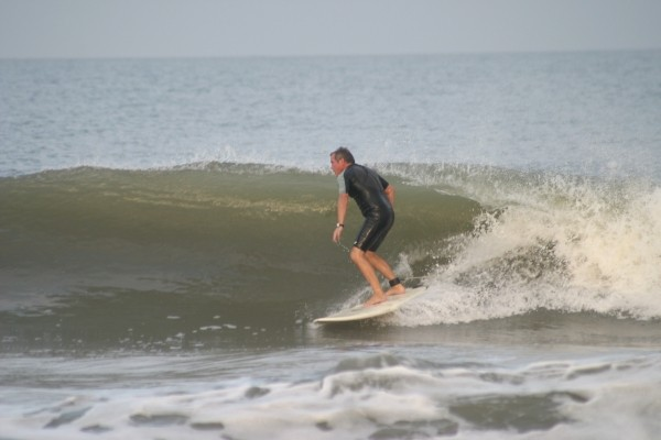 Delaware sept 18 pm. Delmarva, Surfing photo