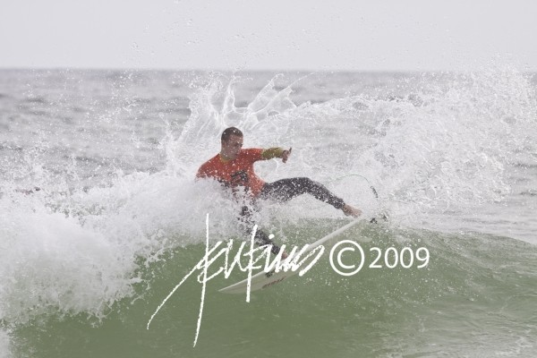Shawn R Competes Surfin' at Okaloosa Pier