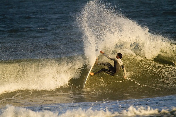 Wrightsville 10/19/2011 Yeh he didn't land it but still