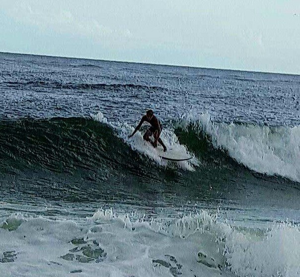 Florida Panhandle, surfing photo