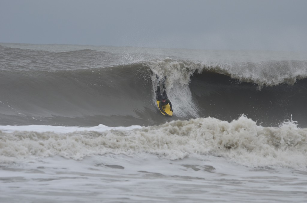 Ocean City swell on tuesday . Delmarva, Bodyboarding photo