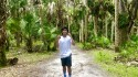 jungl . myakka state park, surfing photo