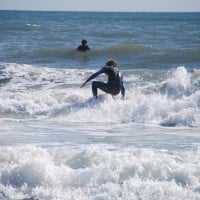 South Carolina, surfing photo