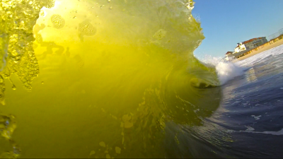 oct first shorebreak fun. New Jersey, Empty Wave photo