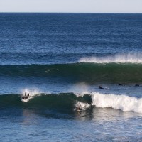 Easter weekend. Southern New England, Empty Wave photo