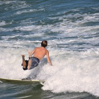 Hard Landing.. South Carolina, Surfing photo