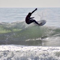 S. South Carolina, Surfing photo