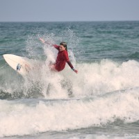 East Coast Grom Tour Girls Under 17 Winner Bree Labiak
