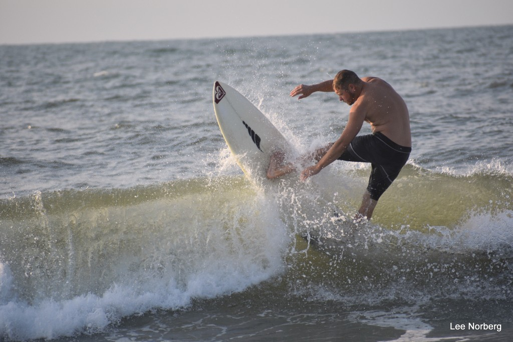 Ride that Wave. South Carolina, Surfing photo