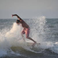 Splash!. South Carolina, Surfing photo