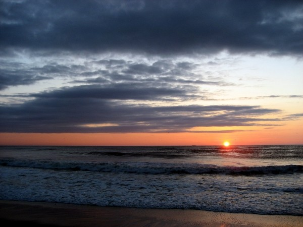 MBSunrise3. New Jersey, surfing photo