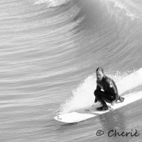 Cherry Grove, North Myrtle Beach. South Carolina, Surfing photo