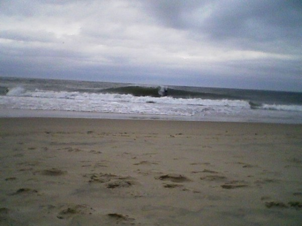 4/11/09 Pm session. Delmarva, surfing photo