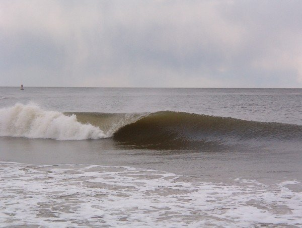 wave small southside. Delmarva, surfing photo