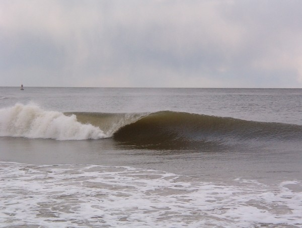 SS SS chest high. Delmarva, surfing photo